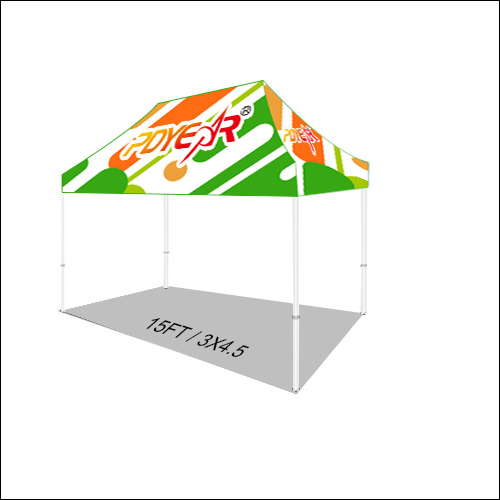 3X4.5/15FT Custom Print (Canopy Only)
