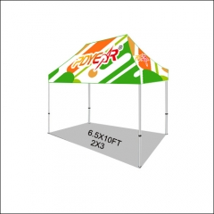 2X3/6.5X10FT Custom Print (Canopy Only)