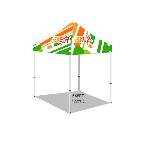 1.5X1.5/5FT Custom Print (Canopy Only)